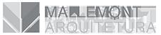 Mallemont Arquitetura Logotipo